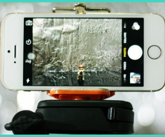 Stage vacances vidéo smartphone