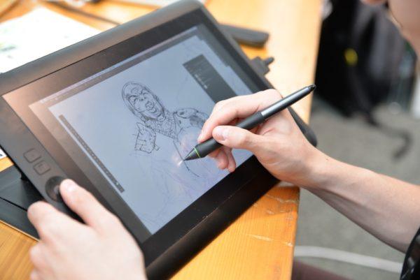 tablette graphique pour ado