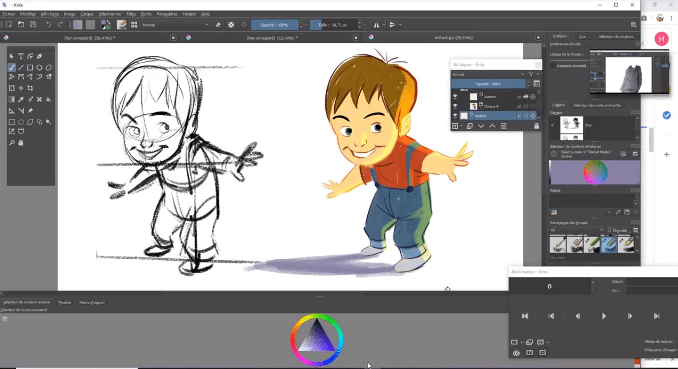 activités-pour-ados-dessin